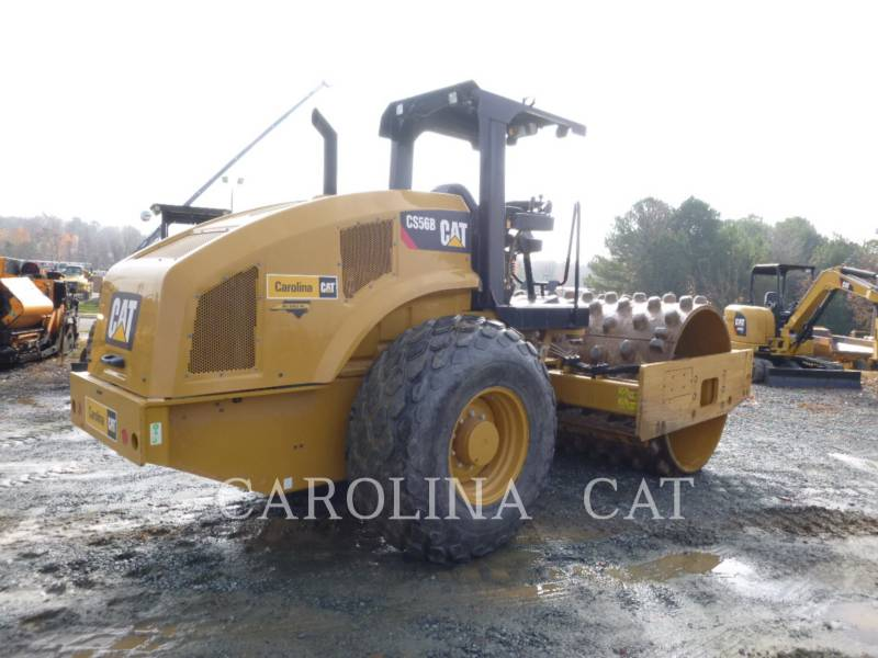 CATERPILLAR ROULEAUX TANDEMS VIBRANTS CS56B equipment  photo 5