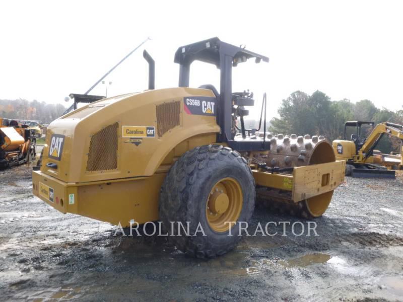CATERPILLAR VIBRATORY TANDEM ROLLERS CS56B equipment  photo 5