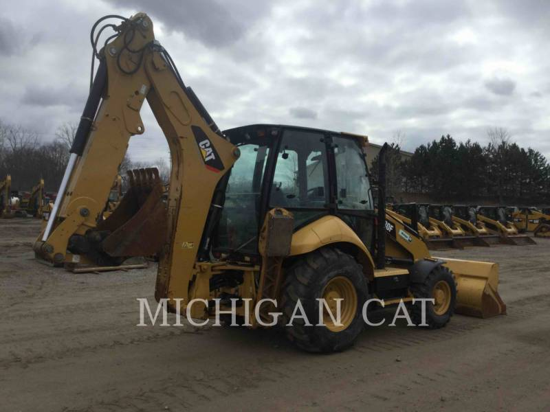 CATERPILLAR BAGGERLADER 430FST equipment  photo 4