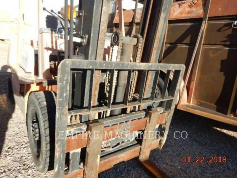 TOYOTA INDUSTRIAL EQUIPMENT LIFT - BOOM FORKLIFT equipment  photo 3