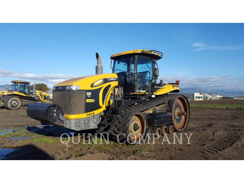 CHALLENGER AG TRACTORS MT835C equipment  photo 1