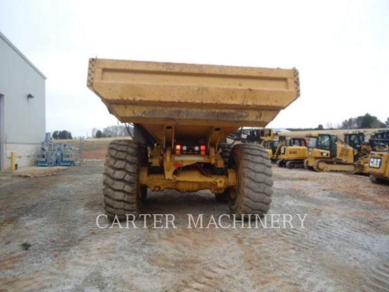 CATERPILLAR KNICKGELENKTE MULDENKIPPER 735C TG equipment  photo 14