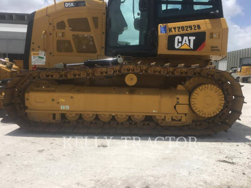 CATERPILLAR TRACTORES DE CADENAS D5K2 LGP equipment  photo 9