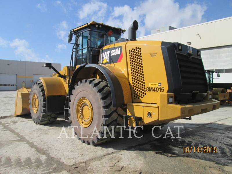 CATERPILLAR WHEEL LOADERS/INTEGRATED TOOLCARRIERS 980 M AGGREGATE HANDLER equipment  photo 4