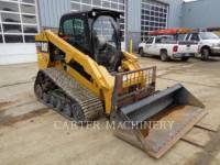 Equipment photo CATERPILLAR 277D AC PALE COMPATTE SKID STEER 1