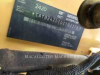CATERPILLAR SKID STEER LOADERS 242 D equipment  photo 21