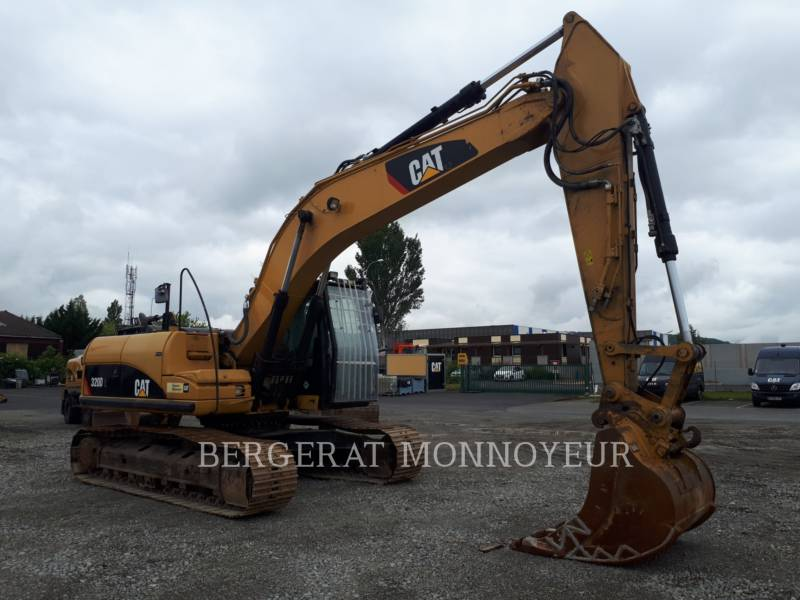 CATERPILLAR ESCAVATORI CINGOLATI 320D equipment  photo 5