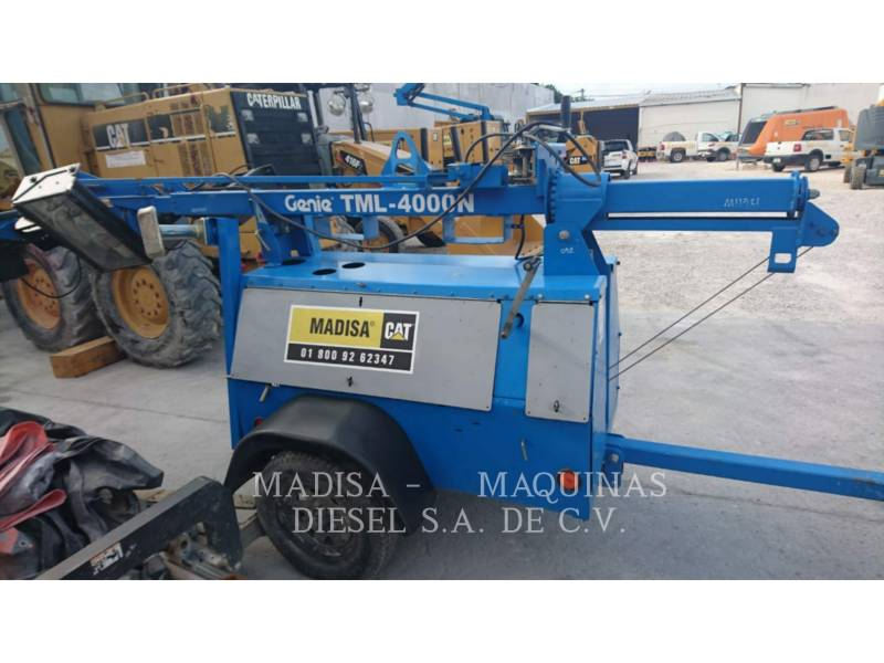 GENIE INDUSTRIES TORRI PER ILLUMINAZIONE TML4000N equipment  photo 4