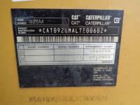 CATERPILLAR ホイール・ローダ/インテグレーテッド・ツールキャリヤ 926M equipment  photo 13