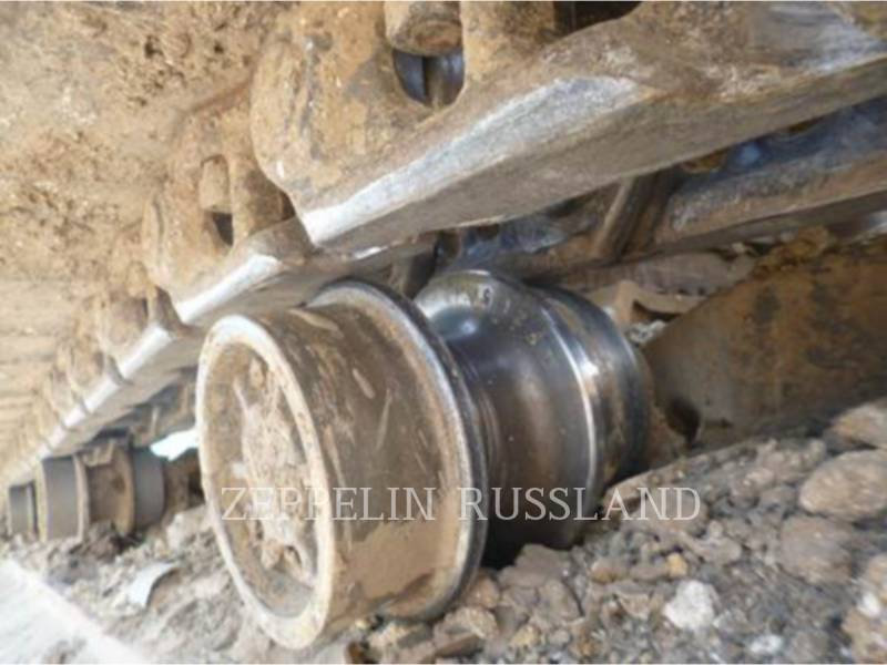 VOLVO CONSTRUCTION EQUIPMENT EXCAVADORAS DE CADENAS EC700BLC equipment  photo 9