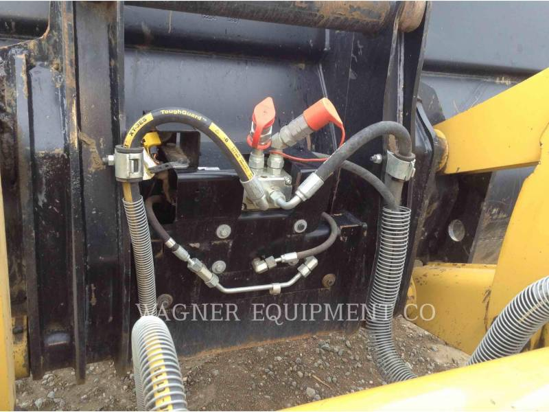 CATERPILLAR BAGGERLADER 430FIT equipment  photo 6
