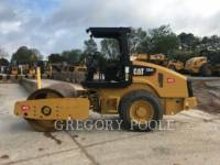 CATERPILLAR EINZELVIBRATIONSWALZE, GLATTBANDAGE CS-44 equipment  photo 8