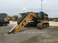 Equipment photo CATERPILLAR 374DL KOPARKI GĄSIENICOWE 1