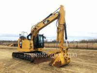 Equipment photo CATERPILLAR 315FLCR ESCAVATORI CINGOLATI 1