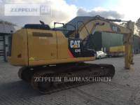 CATERPILLAR トラック油圧ショベル 324ELN equipment  photo 3