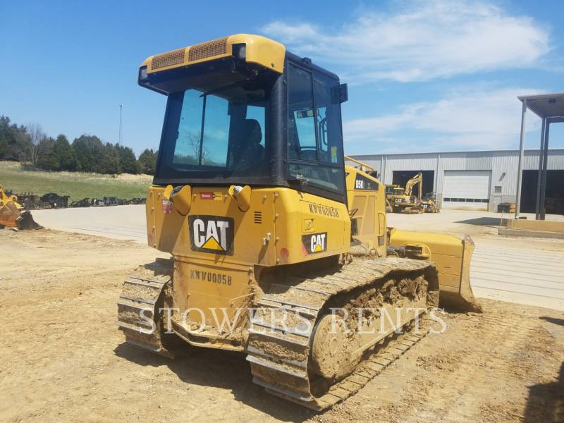 CATERPILLAR TRACK TYPE TRACTORS D5K2 CAB equipment  photo 3