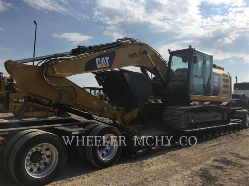 CATERPILLAR トラック油圧ショベル 320E L CF equipment  photo 2