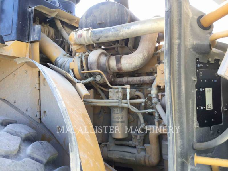 CATERPILLAR RADLADER/INDUSTRIE-RADLADER 980H equipment  photo 15