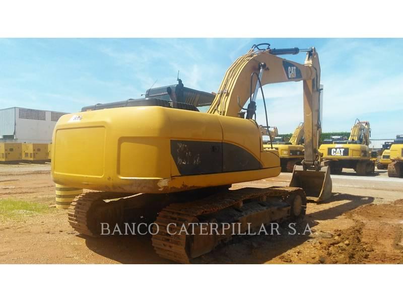 CATERPILLAR ESCAVATORI CINGOLATI 320D equipment  photo 4
