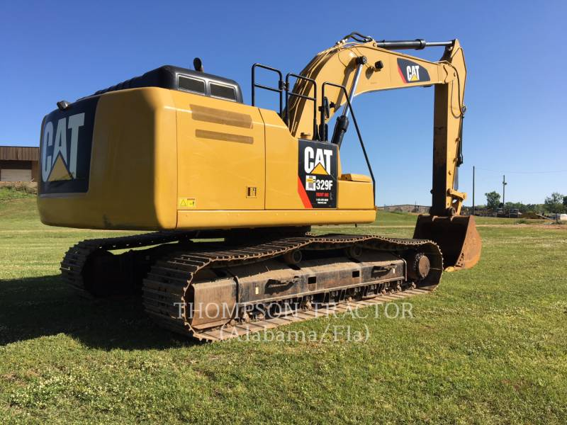 CATERPILLAR TRACK EXCAVATORS 329FL equipment  photo 12