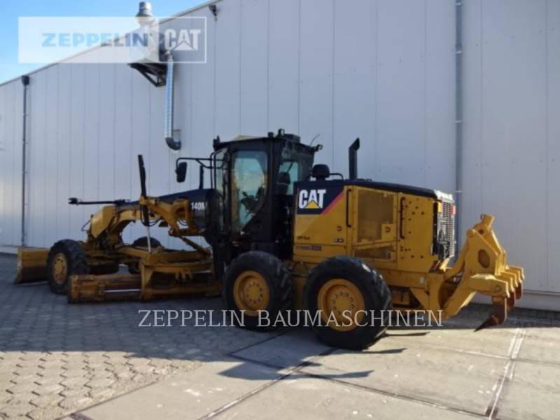 CATERPILLAR モータグレーダ 140M equipment  photo 2