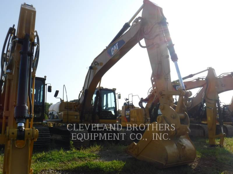 CATERPILLAR TRACK EXCAVATORS 320DL equipment  photo 2