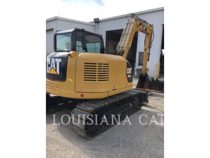 CATERPILLAR TRACK EXCAVATORS 308E2CR SB equipment  photo 3