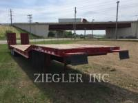 Equipment photo TRAILER OTHER 35T TRAILERS 1