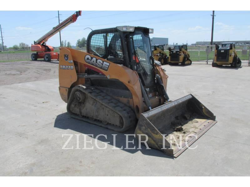 CASE/NEW HOLLAND MULTI TERRAIN LOADERS TR270 equipment  photo 2