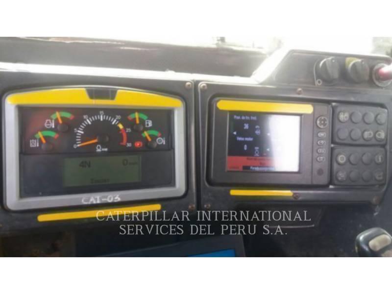 CATERPILLAR UNDERGROUND MINING LOADER R1600H equipment  photo 9