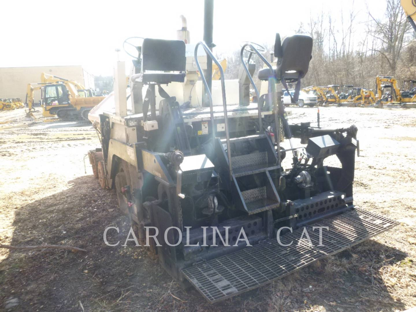 Detail photo of 2007 Ingersoll Rand PF161 from Construction Equipment Guide