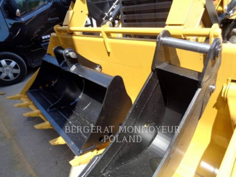 CATERPILLAR BACKHOE LOADERS 427 F 2 equipment  photo 7