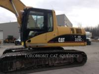 CATERPILLAR KOPARKI GĄSIENICOWE 320CL equipment  photo 3