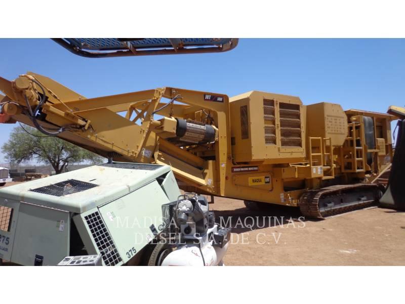 SCREEN MACHINE CHIPPER, HORIZONTAL JHT   equipment  photo 1