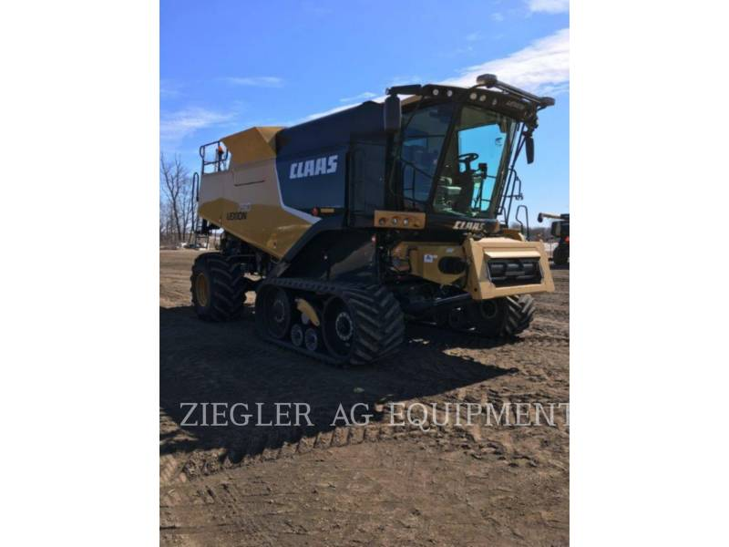 LEXION COMBINE COMBINES 750TTHS equipment  photo 2