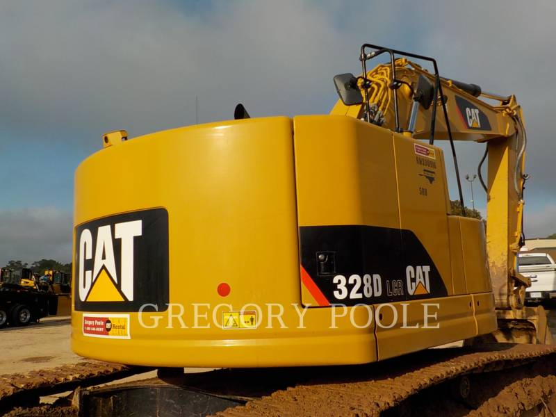 CATERPILLAR TRACK EXCAVATORS 328D LCR equipment  photo 11