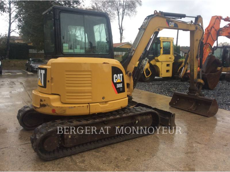 CATERPILLAR EXCAVADORAS DE CADENAS 305E CR equipment  photo 4