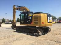CATERPILLAR TRACK EXCAVATORS 323FL TC equipment  photo 2