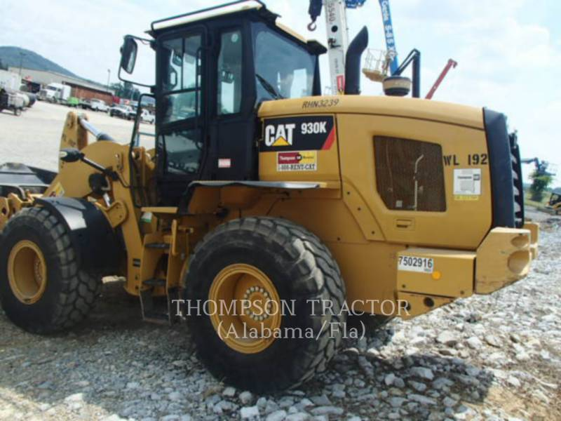 CATERPILLAR WHEEL LOADERS/INTEGRATED TOOLCARRIERS 930 K equipment  photo 3