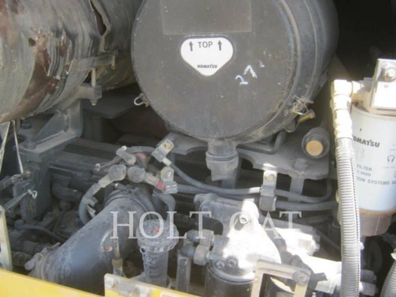 KOMATSU TRACK TYPE TRACTORS D65WX-15EO equipment  photo 7