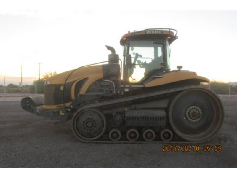 CATERPILLAR TRACTORES AGRÍCOLAS MT845E equipment  photo 2