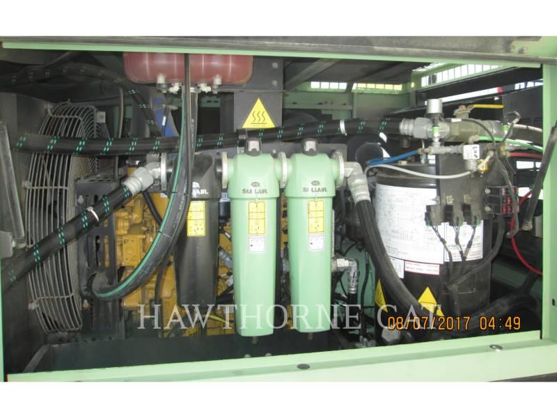 SULLAIR AIR COMPRESSOR 375CHH/AF/DPQ/CA4 equipment  photo 4