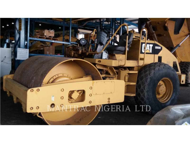 CATERPILLAR КАТКИ CS-533E equipment  photo 1