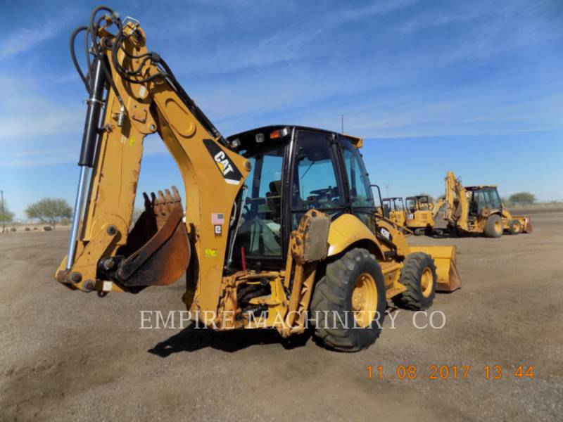 CATERPILLAR バックホーローダ 420E 4EC equipment  photo 3