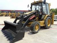 Equipment photo CATERPILLAR 428C BACKHOE LOADERS 1