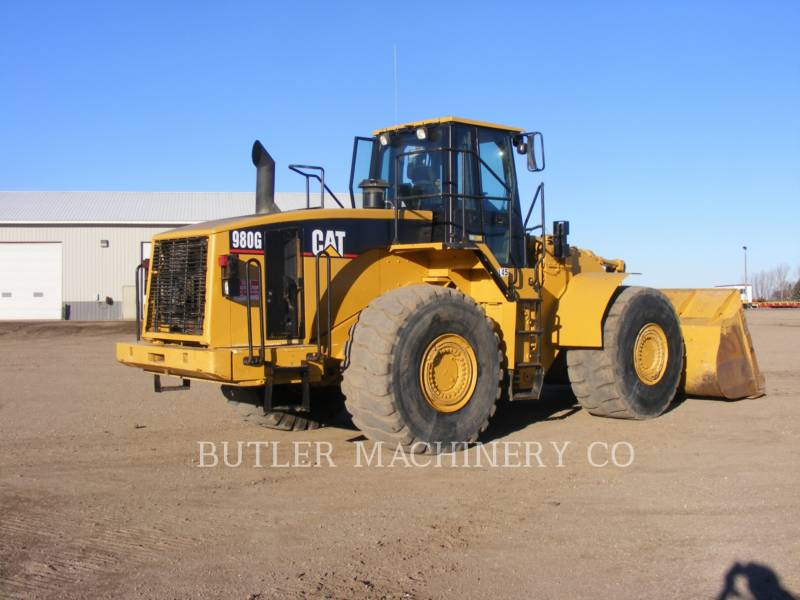 CATERPILLAR WHEEL LOADERS/INTEGRATED TOOLCARRIERS 980 G equipment  photo 4