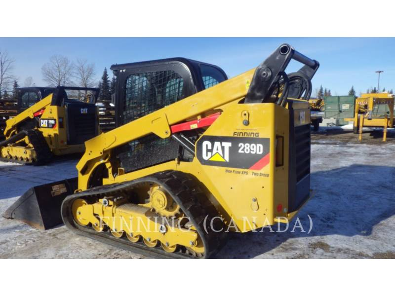 CATERPILLAR CHARGEURS TOUT TERRAIN 289DXPS equipment  photo 3
