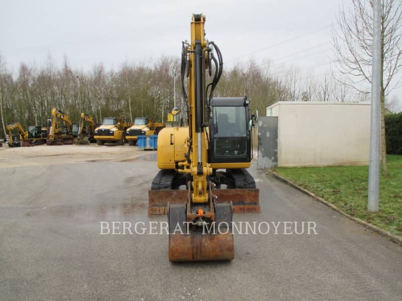 CATERPILLAR PELLES SUR CHAINES 308E2 CR equipment  photo 5