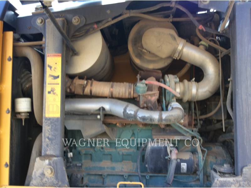 VOLVO CONSTRUCTION EQUIPMENT MOTOR GRADERS G960 equipment  photo 8