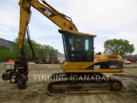 Equipment photo CATERPILLAR 320CFMHW FORESTRY - EXCAVATOR 1